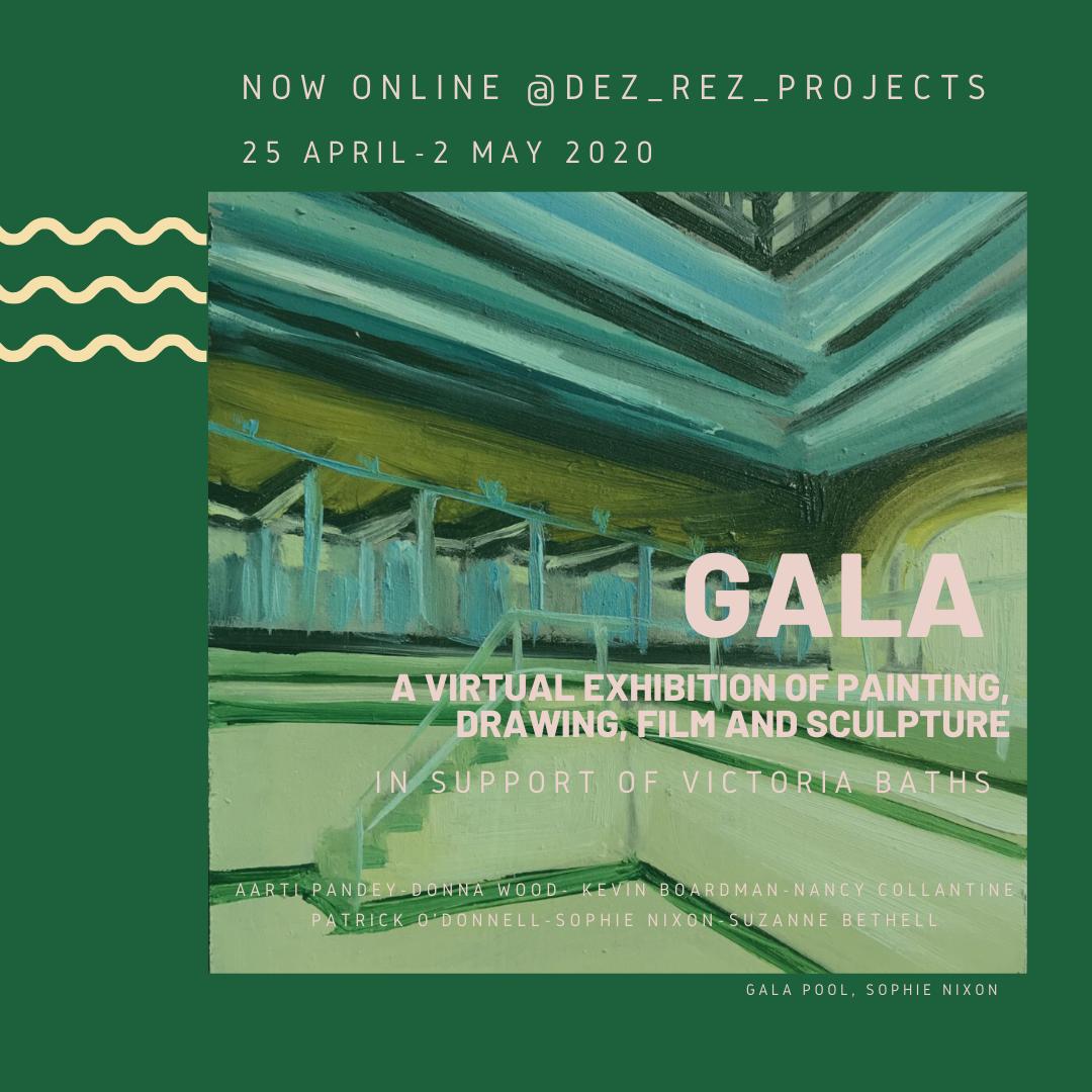 GALA online exhibition