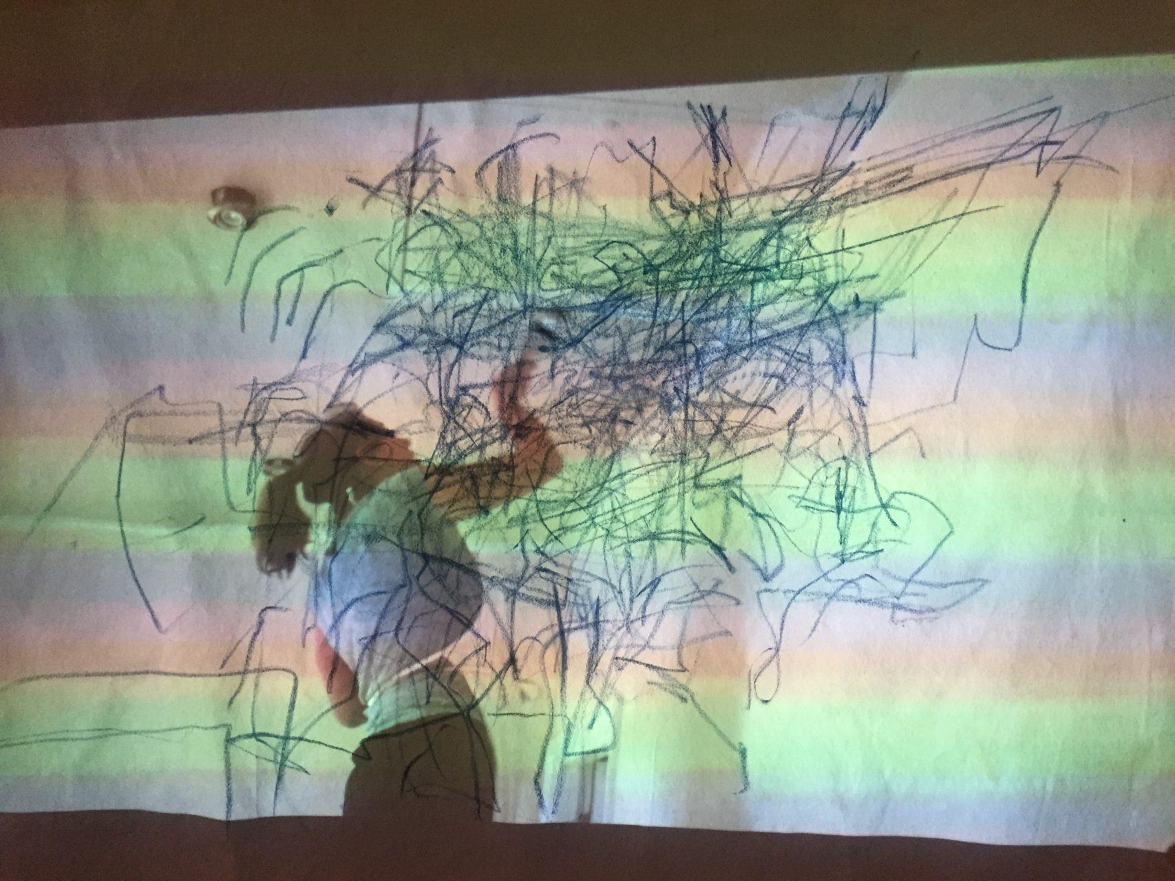 Paint & Projection